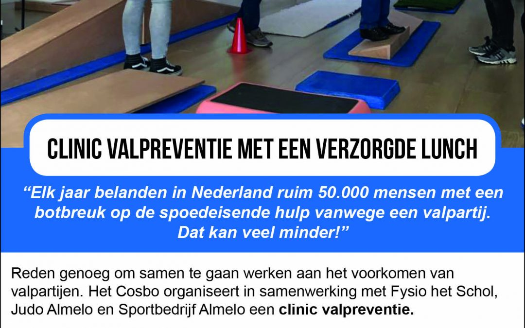 Workshop val preventie