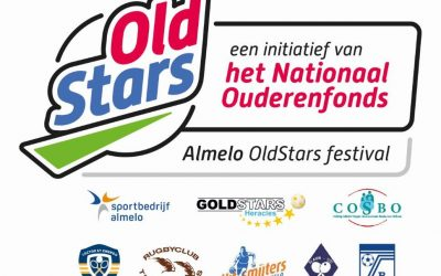Almelo OldStars beweegdag 2 september